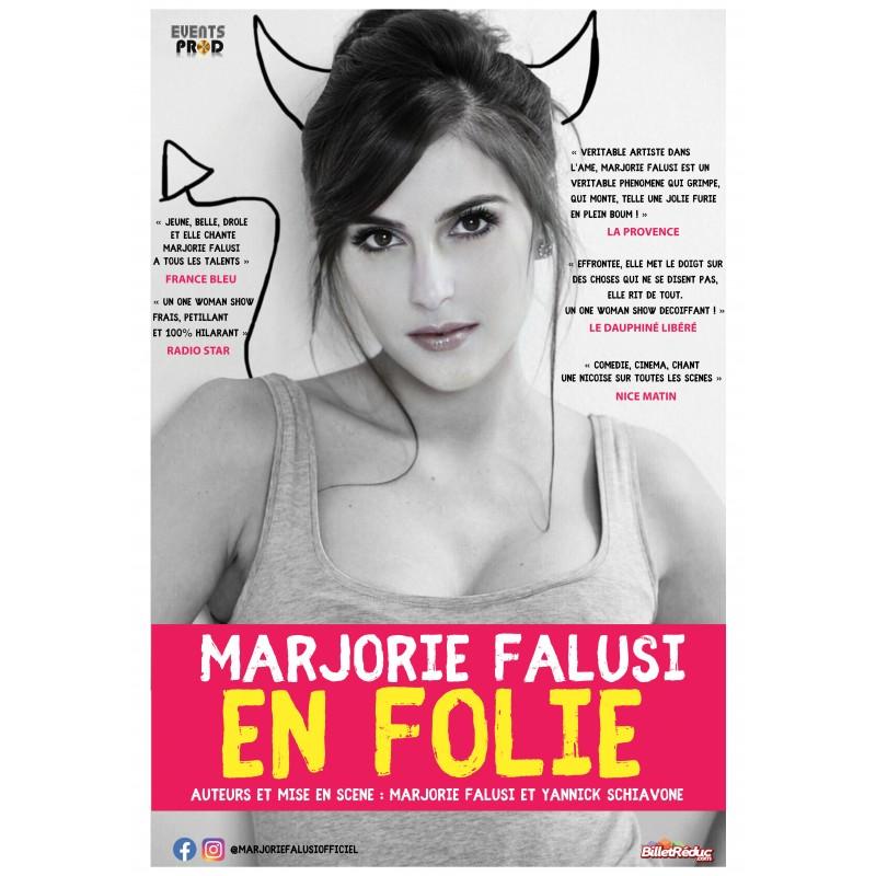 Marjorie Falusi en folie