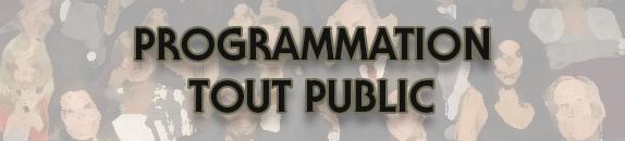 Programmation Tout Public